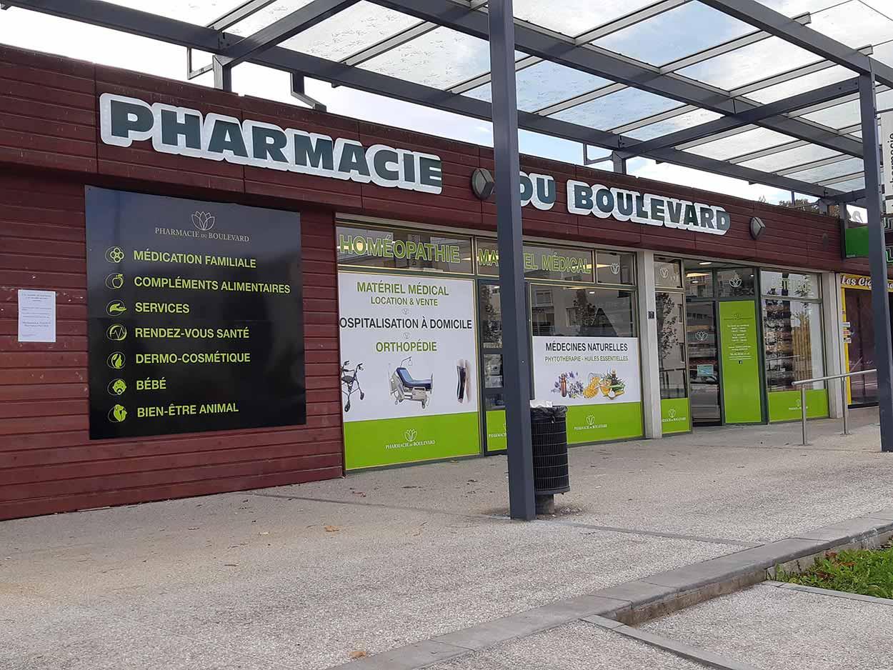 Maré Design vous accompagne pour la réalisation de vos façades commerciales Pau, Tarbes, Toulouse, Bayonne, Bordeaux, Mont de Marsan et Lourdes