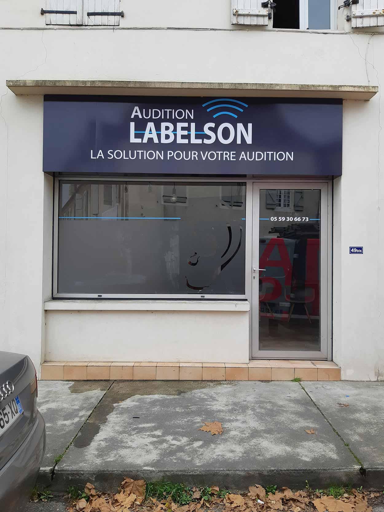 Maré Design vous accompagne pour la création de votre enseigne à Toulouse, Bordeaux, Mont de Marsan, Bayonne et Pau.