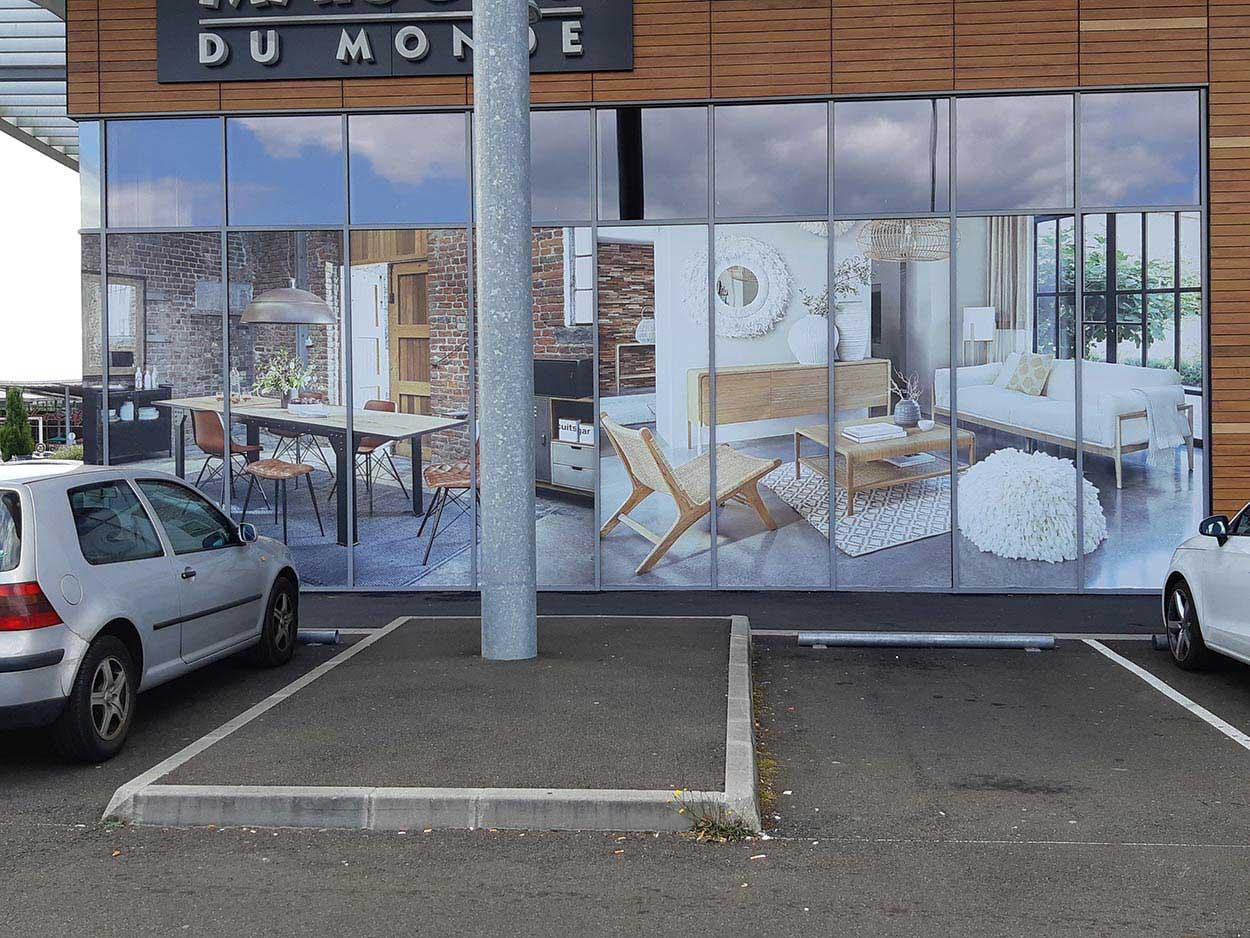 Maré Design vous accompagne pour la création de vos façades commerciales Pau, Toulouse, Tarbes, Bordeaux, Mont de Marsan, Lourdes