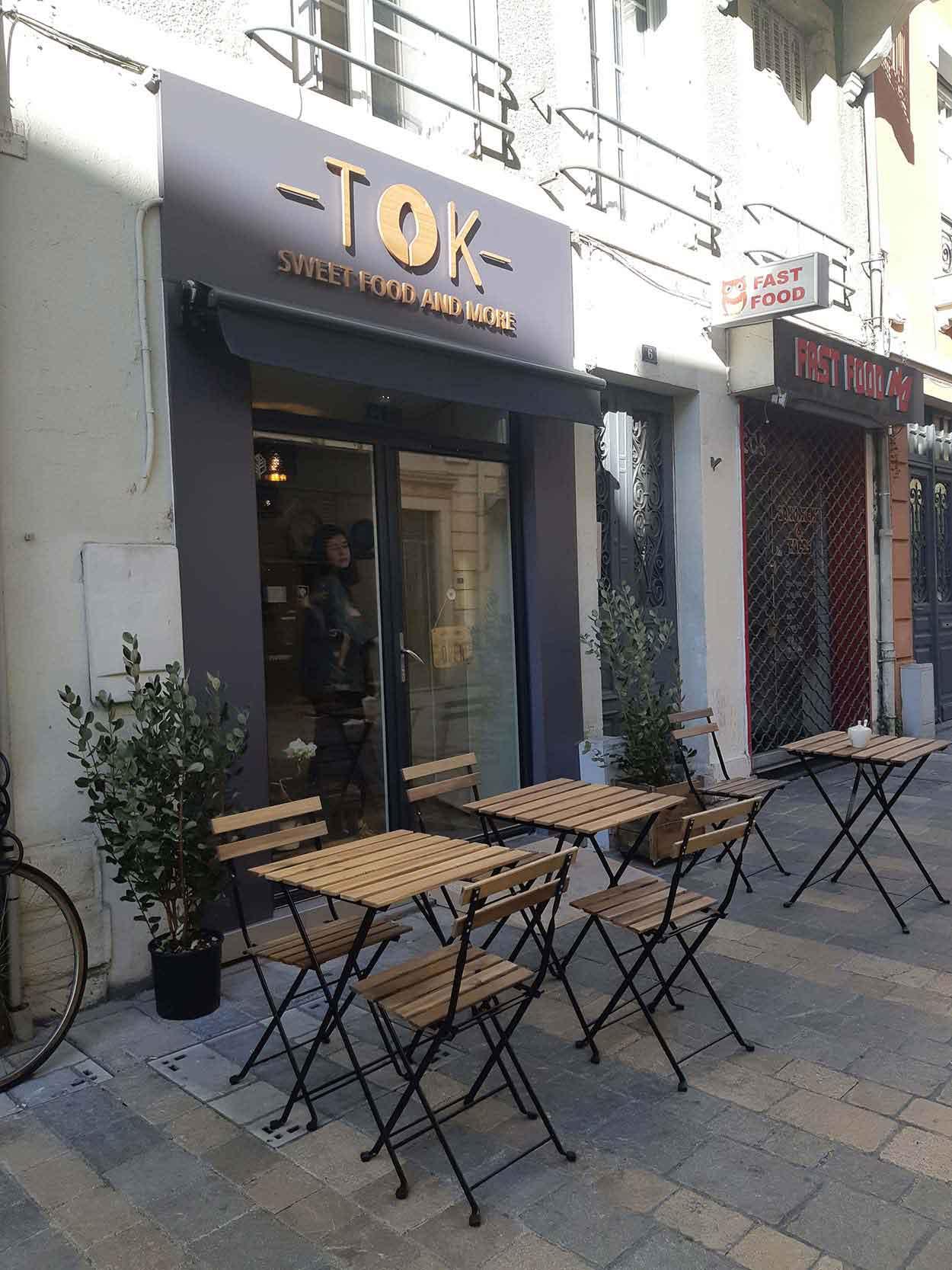 Maré Design vous accompagne dans la création de façades commerciales Pau, Bayonne, Toulouse, Bordeaux, Tarbes, Mont de Marsan, Lourdes.